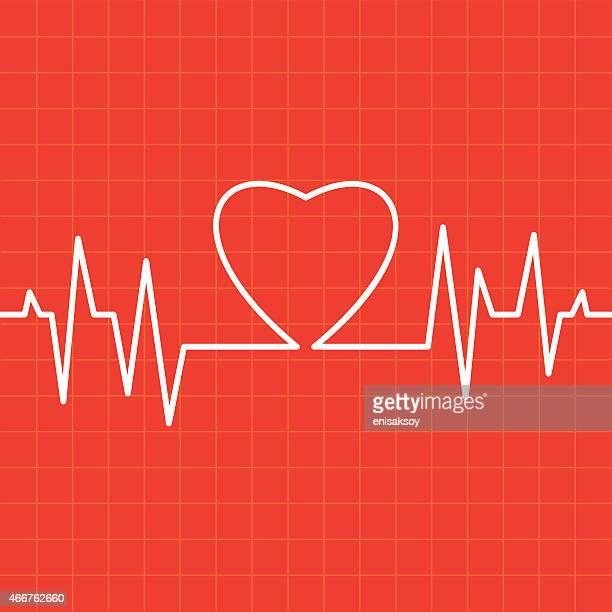 ilustraciones, imágenes clip art, dibujos animados e iconos de stock de latidos que corazón - cardiólogo