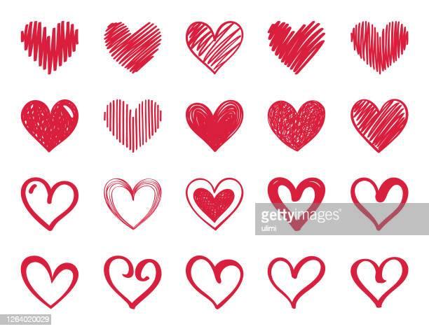 hearts - beating heart stock illustrations