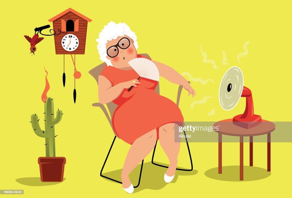 Heat exhaustion danger