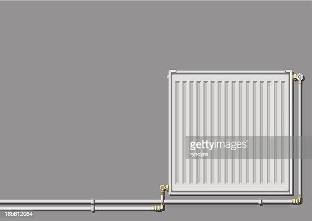 Calentamiento de radiador
