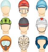 Helmet Icon - Sport