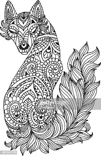 Henna fox