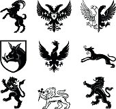 Heraldry designs
