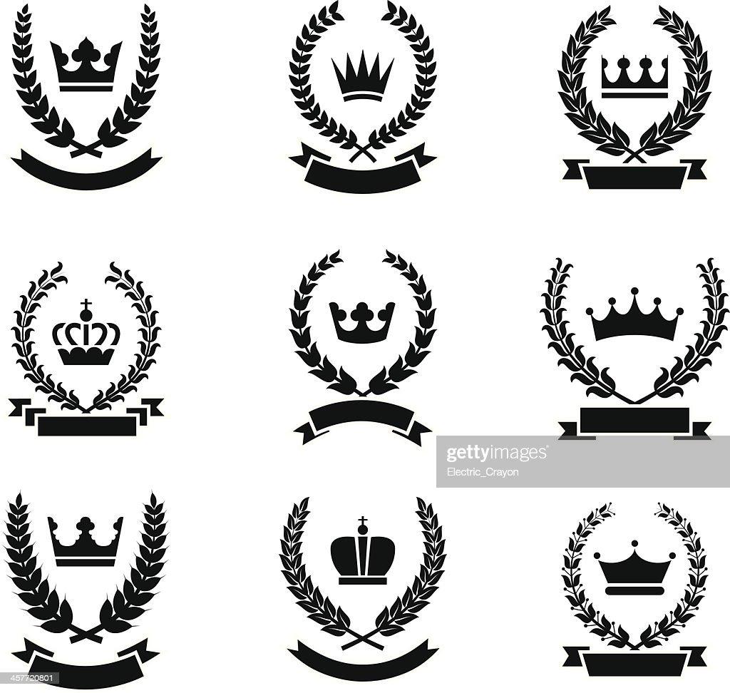 Heraldry Emblems