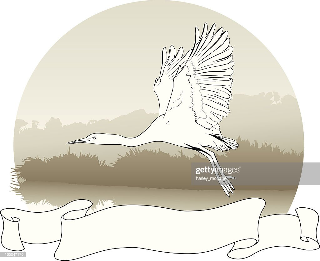 Heron Scroll