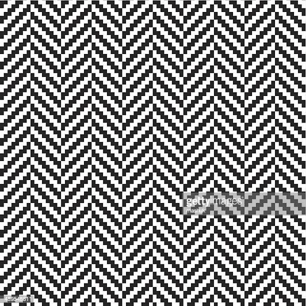 Herringbone seamless pattern