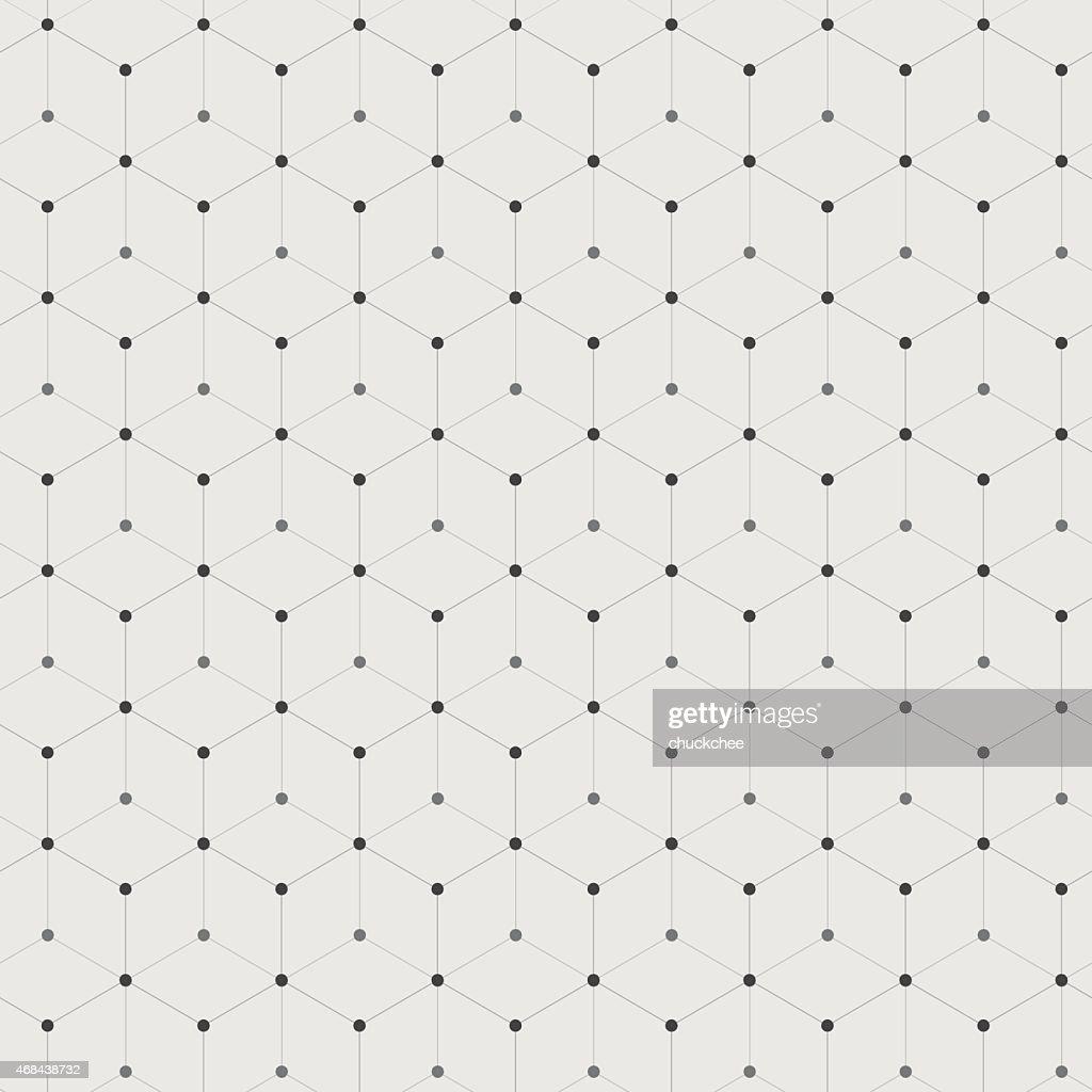 Hexagonal connections