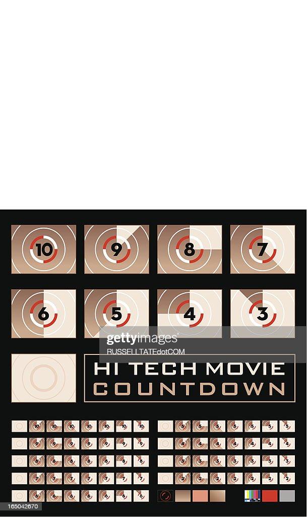 Hi Tech Movie Marker