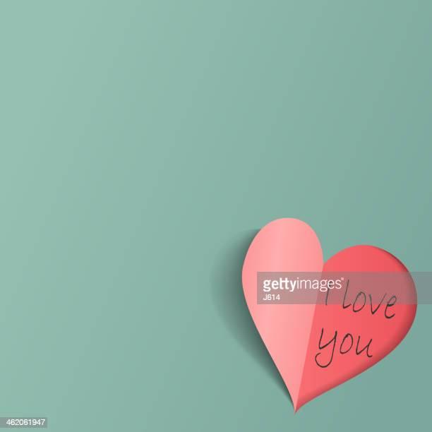 隠れたメッセージ - 結婚記念日のカード点のイラスト素材/クリップアート素材/マンガ素材/アイコン素材
