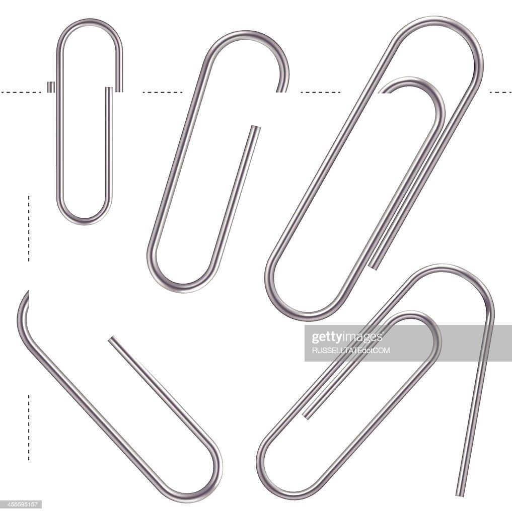 Hidden Paper Clips