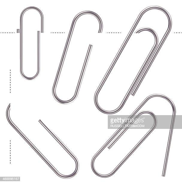 hidden paper clips - paper clip stock illustrations, clip art, cartoons, & icons