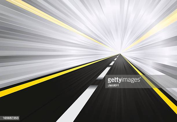 High Speed Tunnel Highway