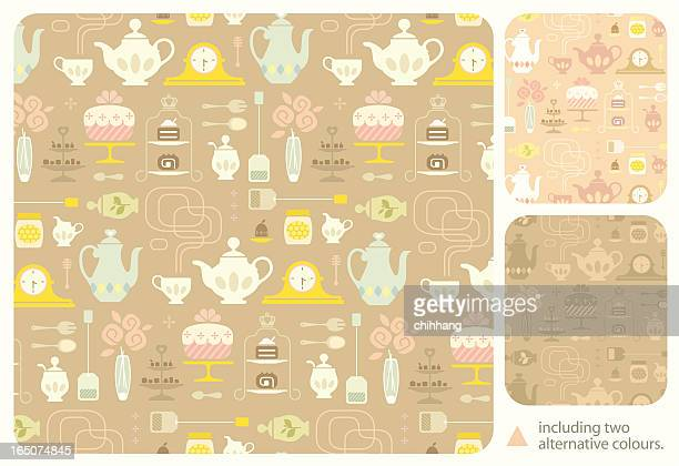 High Tea Pattern