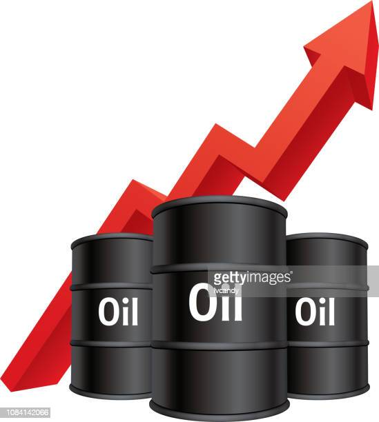 higher fuel prices - gas prices stock illustrations, clip art, cartoons, & icons