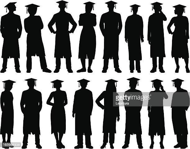 Highly Detailed Graduates