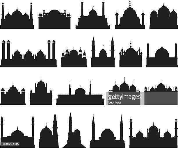 mosque vector art and graphics getty images
