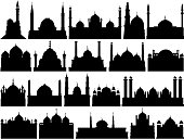 Highly Detailed Mosques
