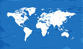 vector highly detailed world map url