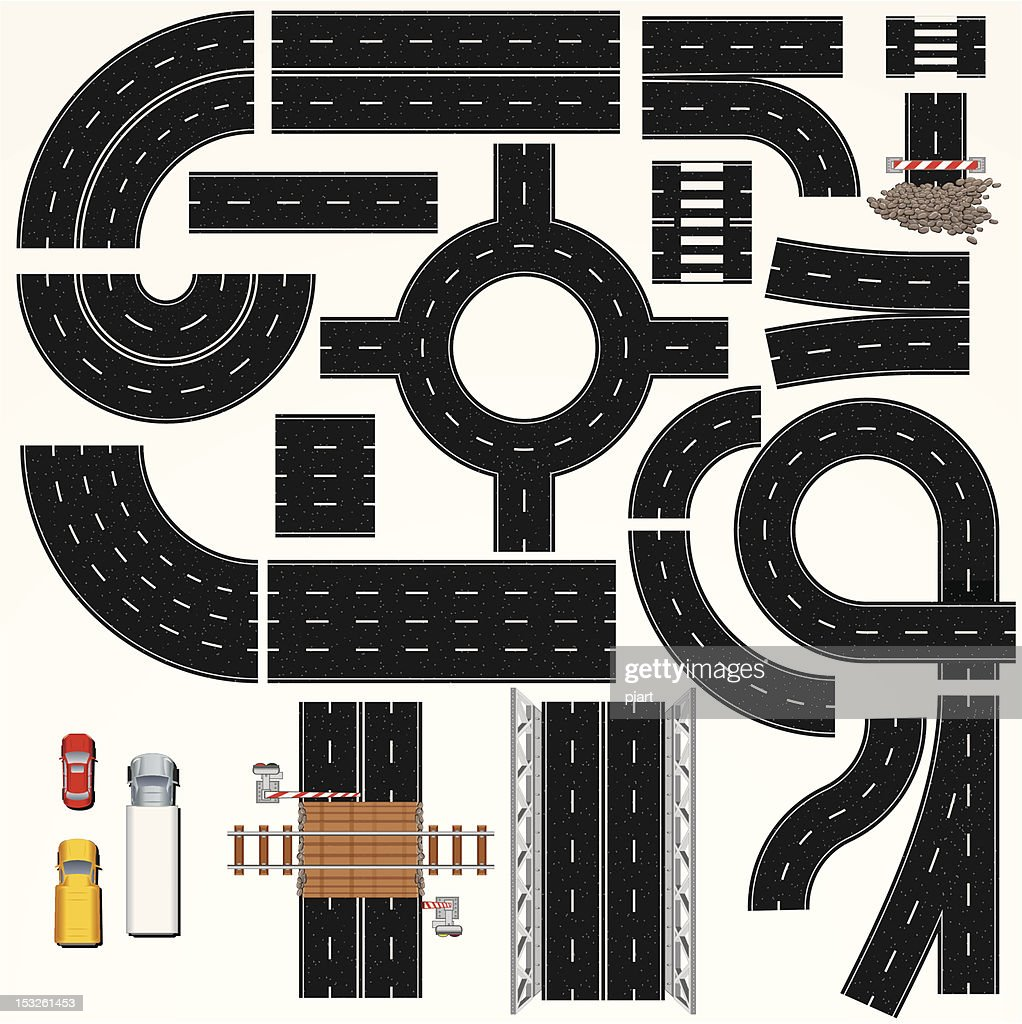 Highway and Road Elements