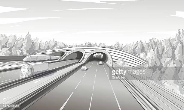 Túnel de carretera