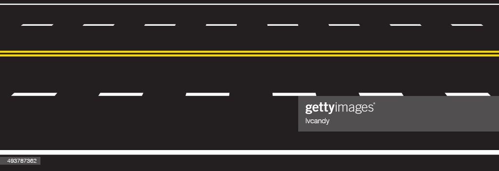 A Highway : Ilustração