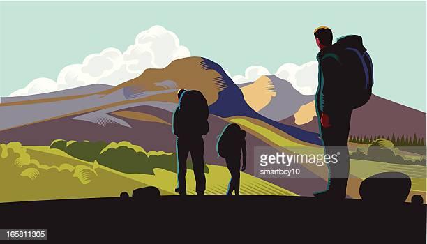 Hill walkers