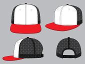 Hip Hop Cap Design
