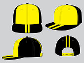 Hip Hop Cap Design