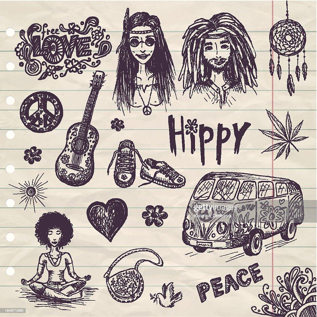 hippy set