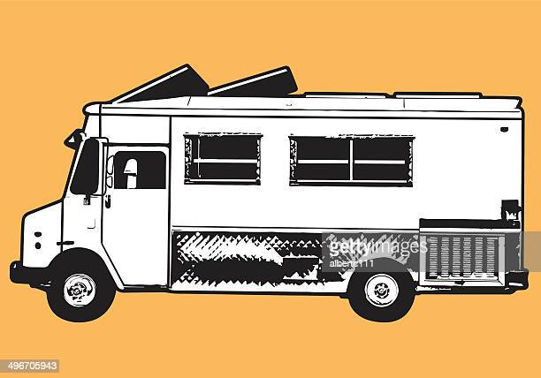 Hipster Food Truck