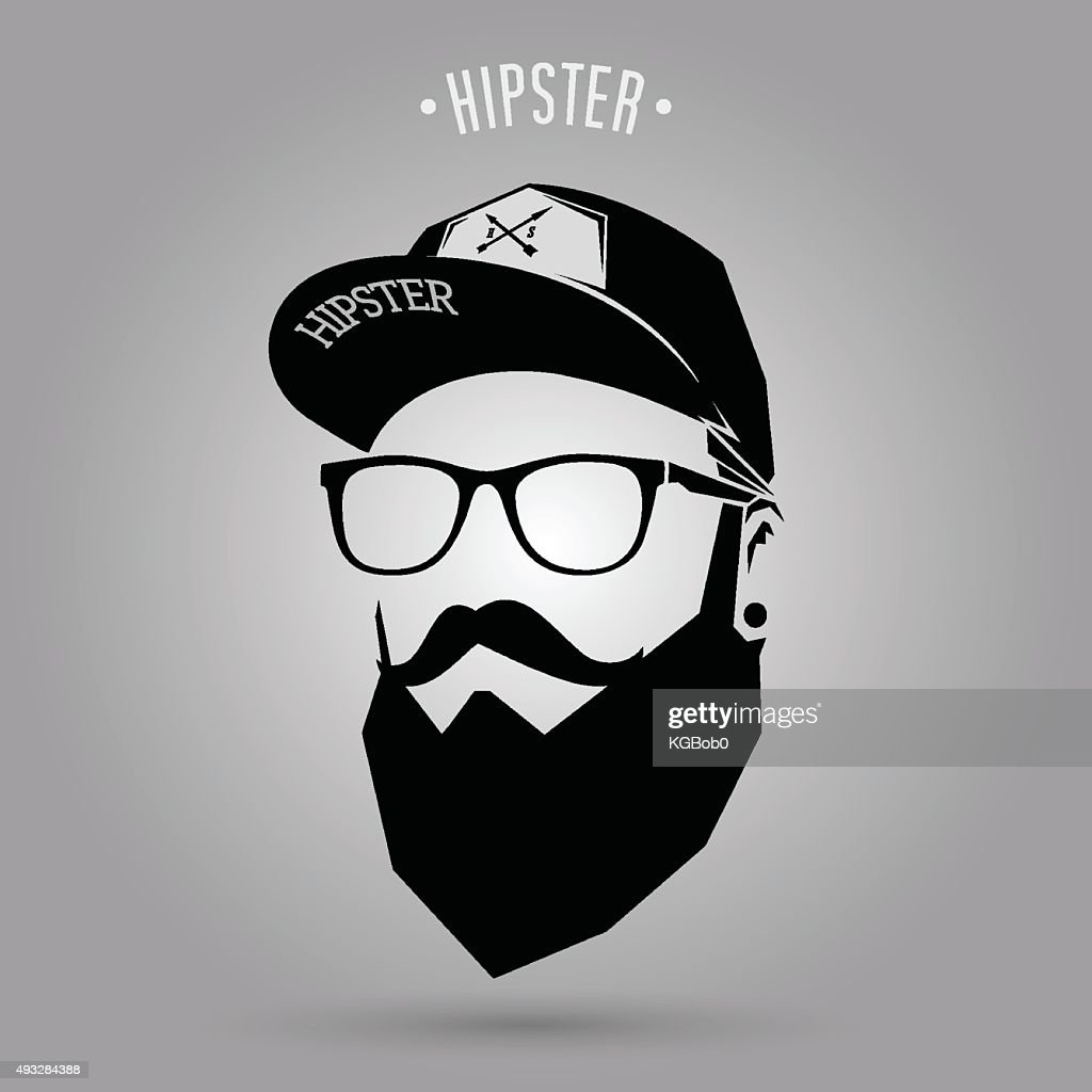 hipster men cap