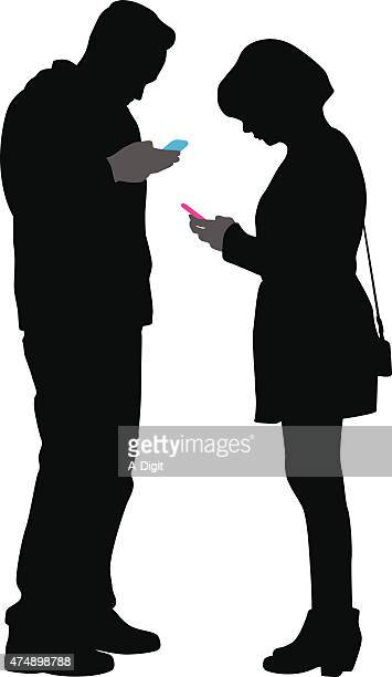 hisphone her phone - ignoring stock illustrations, clip art, cartoons, & icons