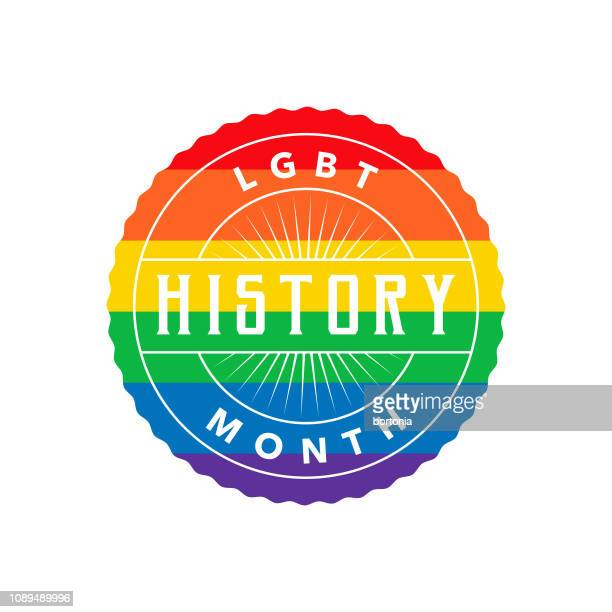LGBT History Month Label