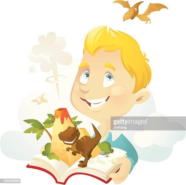 ilustraciones, imágenes clip art, dibujos animados e iconos de stock de antecedentes de evolución - libros volando