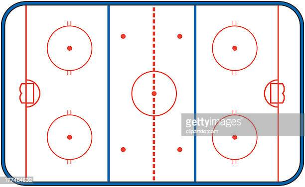 hockey arena - hockey stock illustrations, clip art, cartoons, & icons