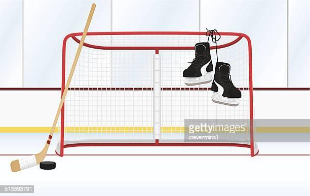 ilustraciones, imágenes clip art, dibujos animados e iconos de stock de estadio de hockey - hockey sobre hierba