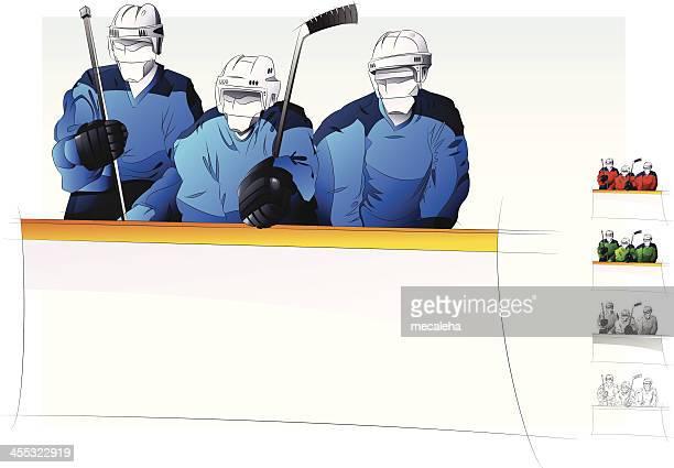 Hockey Players.