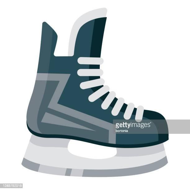 透明な背景にホッケースケートアイコン - スケート靴点のイラスト素材/クリップアート素材/マンガ素材/アイコン素材