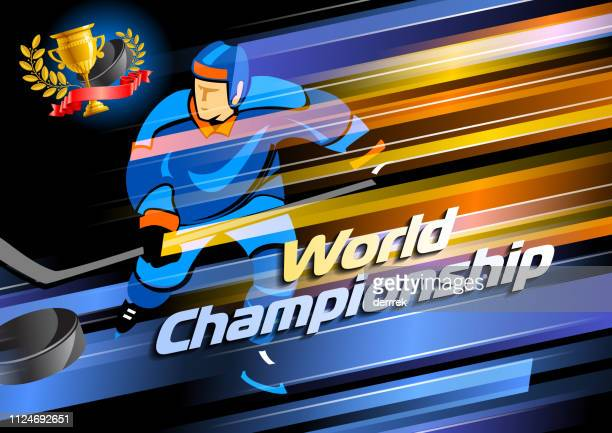 hockey - tournament of champions stock illustrations, clip art, cartoons, & icons