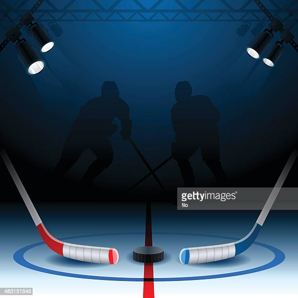 hockey - hockey stock illustrations, clip art, cartoons, & icons