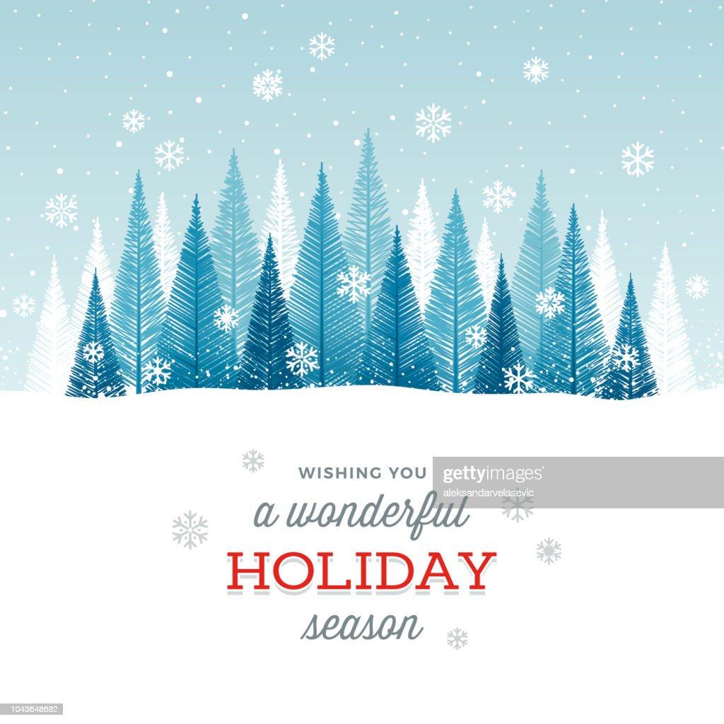 Holiday Background : Stock Illustration
