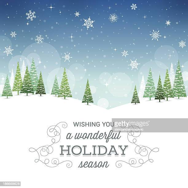 holiday background - non urban scene stock illustrations