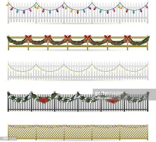 Holiday Fences