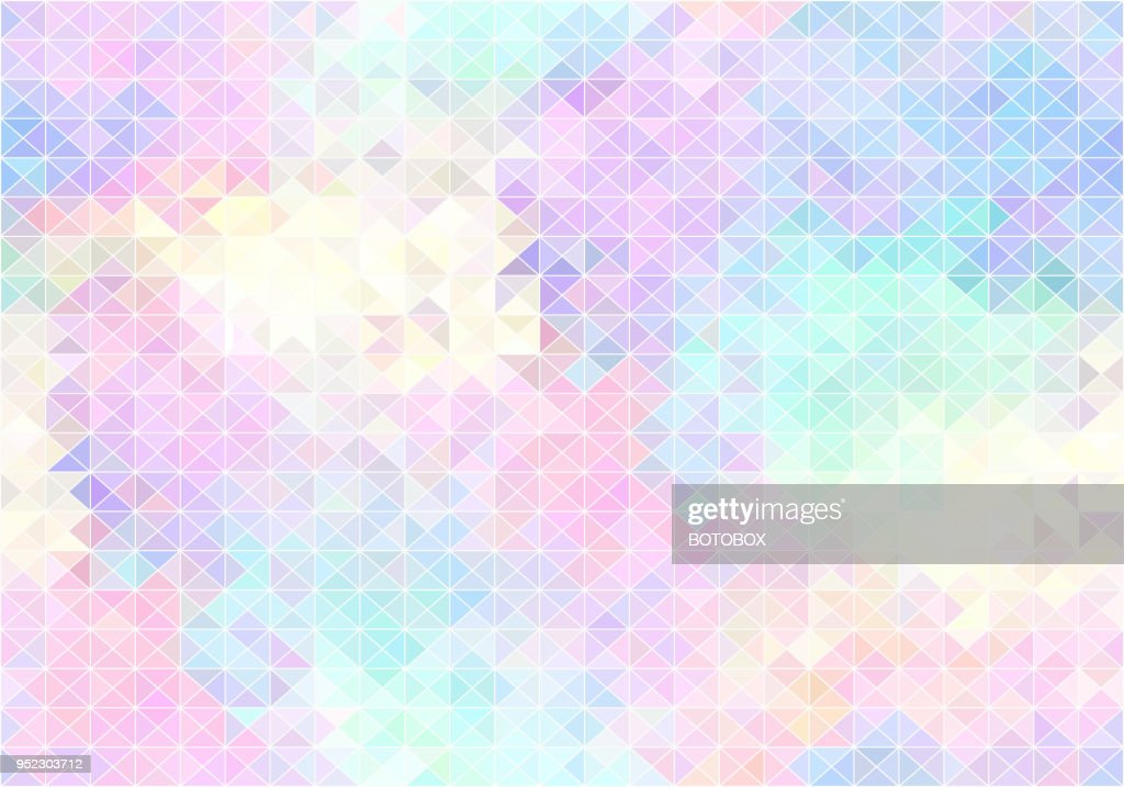 Holographic Pastel Background,Galaxy,Abstract Background