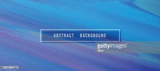 Holographic Wavy Iridescent Spectrum Colors Abstract Background