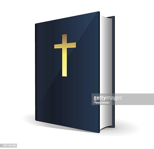 ilustrações, clipart, desenhos animados e ícones de livro de orações - bíblia