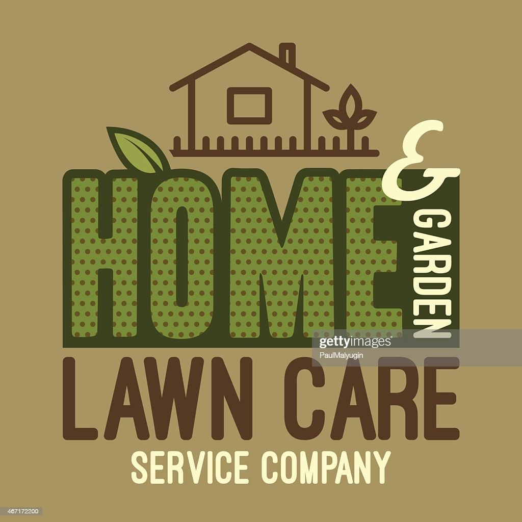 Home and garden lawn care t-shirt