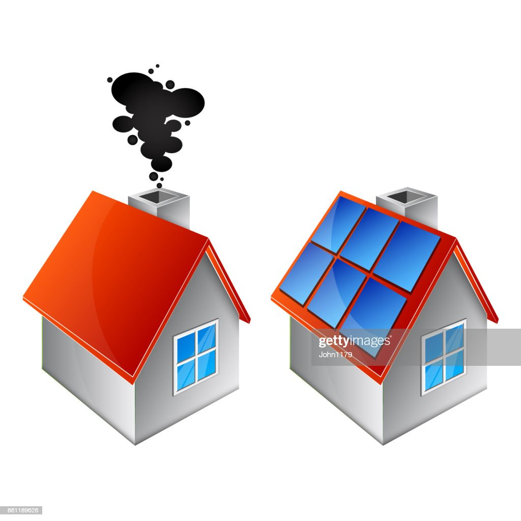 Home heating alternative energy sources