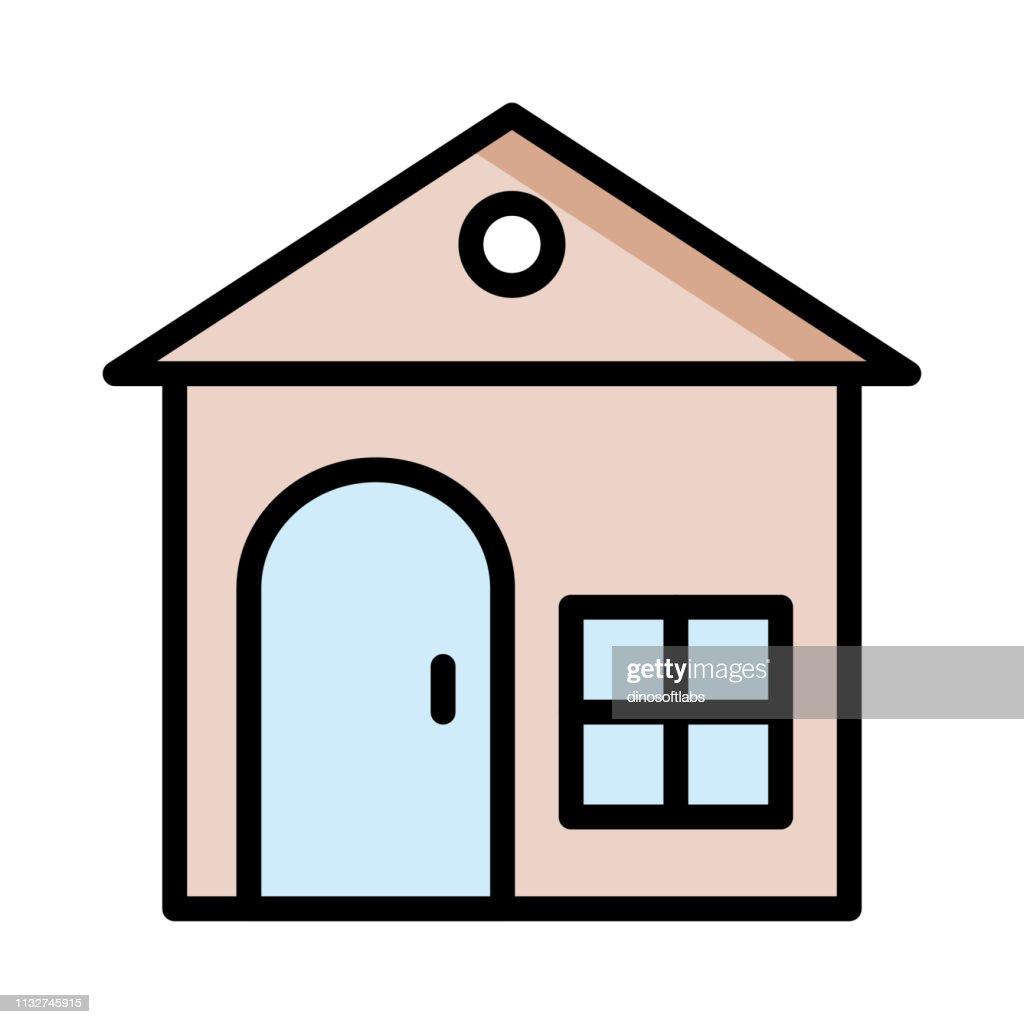 home   house   window