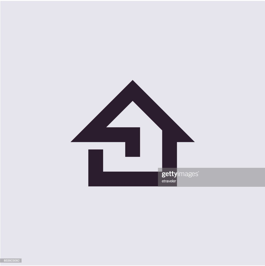 home icon, house
